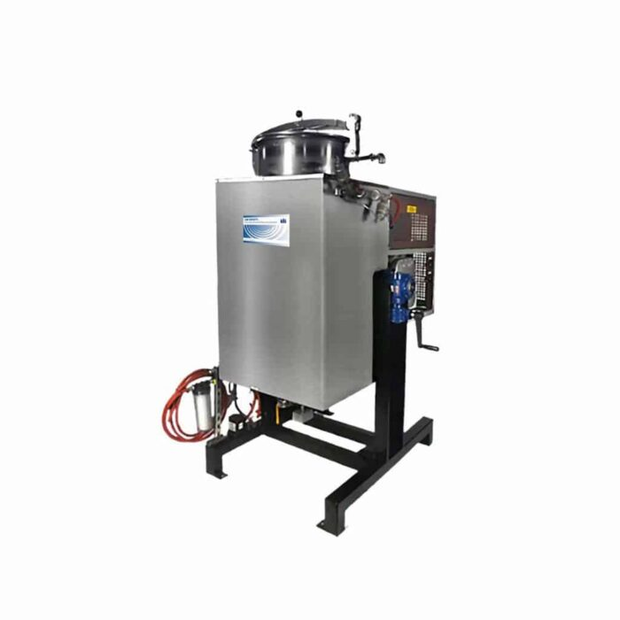 Automated Solvent Recovery